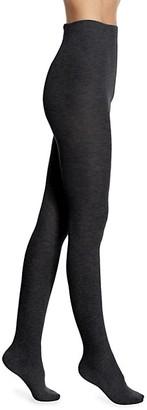 Natori Regent Wool-Blend Sweater Tights