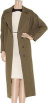 Roland Mouret Lewis hopsack-wool coat
