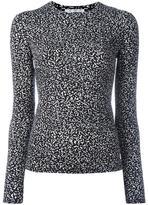 Max Mara 'Diletta Fantasy' T-shirt - women - Polyamide/Spandex/Elastane - XS