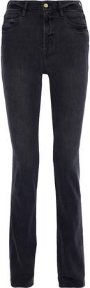 Frame Le Mini Boot High-rise Bootcut Jeans