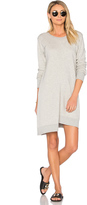 Wilt Shrunken Gusset Sweatshirt Dress