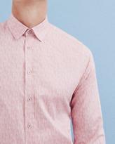Ted Baker Cotton poplin shirt