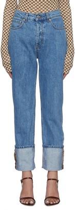 Nanushka 'Cho' straight leg jeans