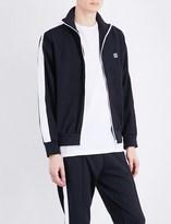 Sandro Jersey track jacket