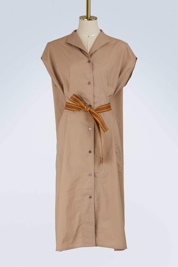 Sofie D'hoore Delicious cotton dress