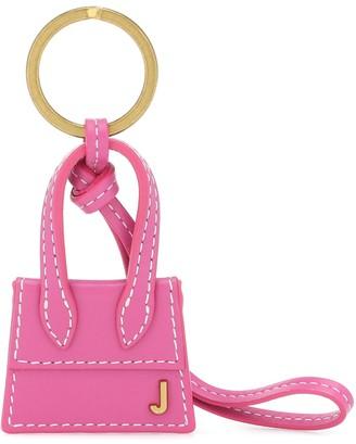 Jacquemus Le Porte Cles Chiquito leather keyring