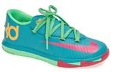 Nike 'KD VI' Basketball Shoe (Walker, Toddler & Little Kid)