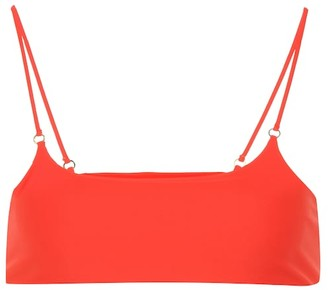 JADE SWIM Hinge bikini top