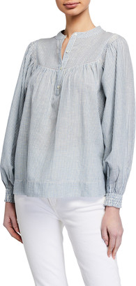 The Great The Shepherd Striped Top