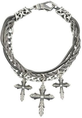 Emanuele Bicocchi Layered Bracelet