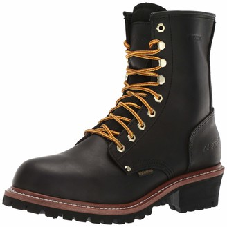 AdTec Ad Tec Super Logger Boots (Black Waterproof Numeric_9_Point_5)