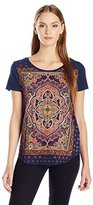 Lucky Brand Women's Persian Carpet Tee