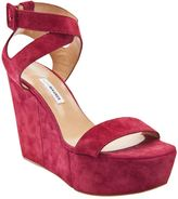 Alexa Wagner 'Nuccia platform' sandal