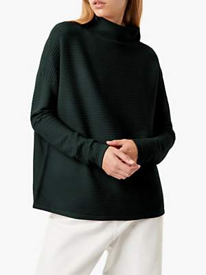 French Connection Lena High Neck Jumper