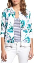 Cupcakes And Cashmere Women's Anjelica Bomber Jacket