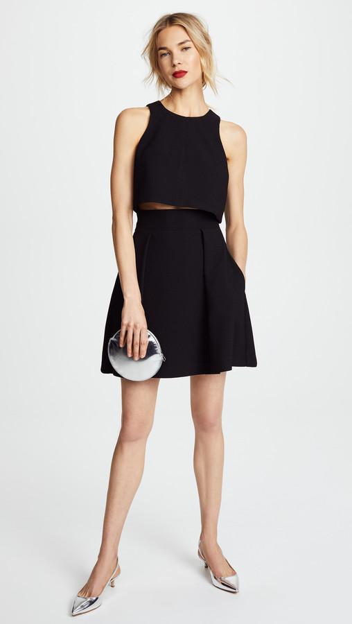 Thumbnail for your product : Black Halo Sanibel 2 Piece Mini Dress