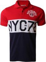 Ecko Unlimited Men's Unltd Pique Polo Shirt Premium Short Sleeve T-Shirt