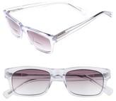 Eyebobs Men's Style Guy Sun Reader 52Mm Reading Sunglasses - Clear
