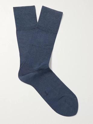Falke Tiago City Fil D'ecosse Cotton-Blend Socks