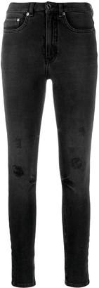 Victoria Victoria Beckham Powerhigh V Shape skinny jeans