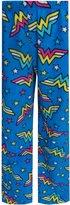 DC Comics Wonder Woman Plush Lounge Pants for women