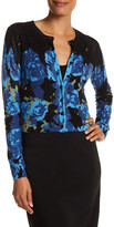 Plenty by Tracy Reese Floral Print Cardigan