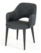 Bronx Stansell Upholstered Dining Chair Ivy