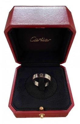 Cartier Love White White gold Jewellery