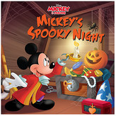 Disney Mickey's Spooky Night Book