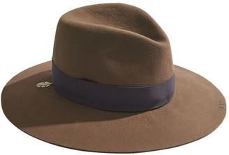 House Of Lafayette Hugo Felt Wide Brim Hat