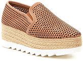 Steve Madden Koreen-P Perforated Platform Sneakers
