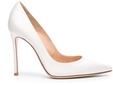 Gianvito Rossi Satin Gianvito Pumps