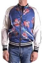 Daniele Alessandrini Men's Multicolor Acetate Sweatshirt.
