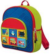 Crocodile Creek Eco Kids Vehicle School Backpack