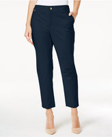 Charter Club Slim-Fit Ankle Pants, Only at Macy's