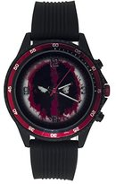 Marvel Men's Quartz Plastic Casual Watch, Color:Black (Model: DPAQ16011)
