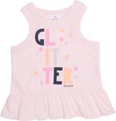 Eves Sister Tots Girls Glitter Tank