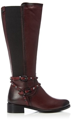 Moda In Pelle Tilli Burgundy Leather