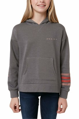 O'Neill Women's Sea Life Pullover Hooded Fashion Fleece