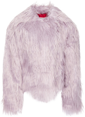 Philosophy di Lorenzo Serafini Faux Fur Jacket