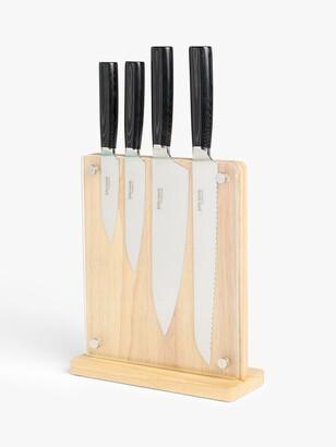 John Lewis & Partners Professional Chef's Knife, 20cm
