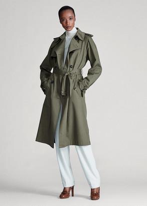Ralph Lauren Sinclair Trench Coat