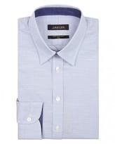 Jaeger Horizontal Weave Slim Shirt