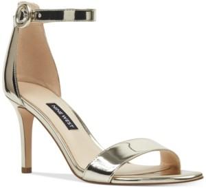 Nine West Aission Two-Piece Sandals Women's Shoes
