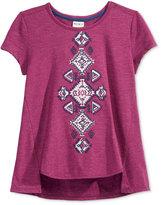Roxy Beachy Dream T-Shirt, Little Girls (2-6X)