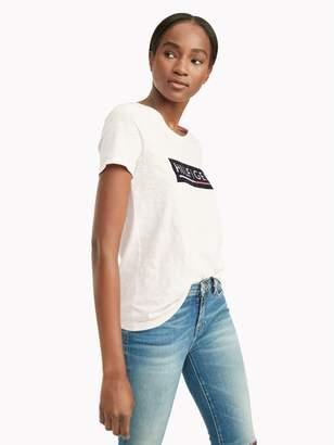 Tommy Hilfiger Essential Bar Logo T-Shirt