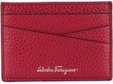 Salvatore Ferragamo cross cardholder - men - Calf Leather - One Size