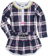 Hatley Ski Bunny Bonded Plaid Dress (Toddler, Little Girls, & Big Girls)