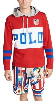 Polo Ralph Lauren Chariots Pullover Hoodie