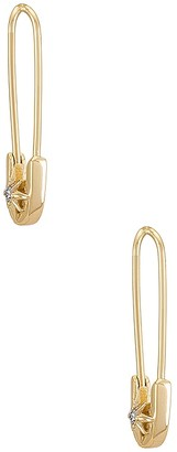 Five and Two jewelry Leona Earrings